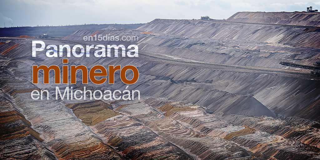 concesiones Mineras Michoacán