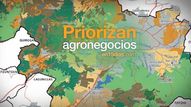 Atlas Agroalimentario Morelia