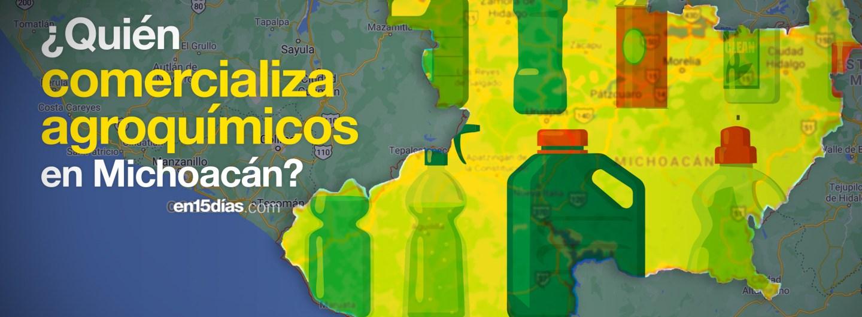 plaguicidas agrícolas Michoacán