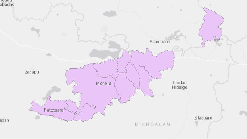 alerta sísmica Michoacán