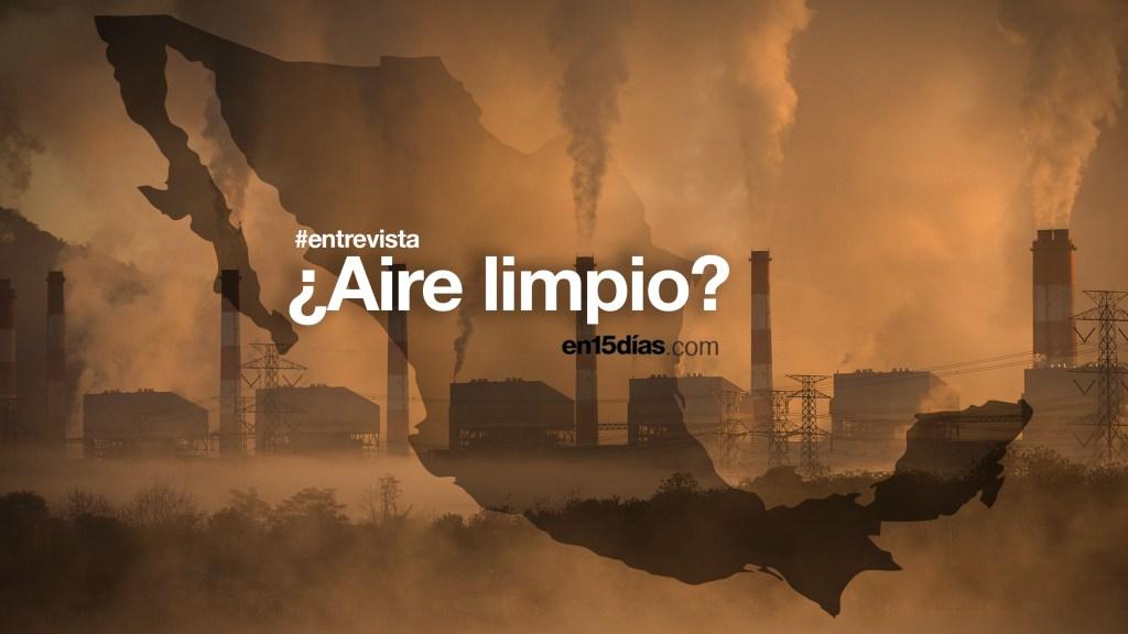 calidad del aire en México