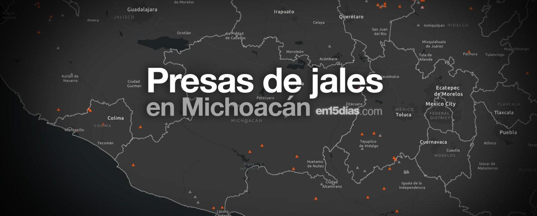 presas de jales Michoacán