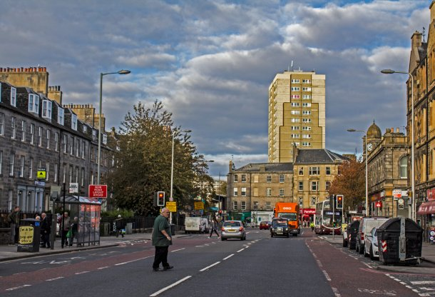 Leith Walk(Bottom of)