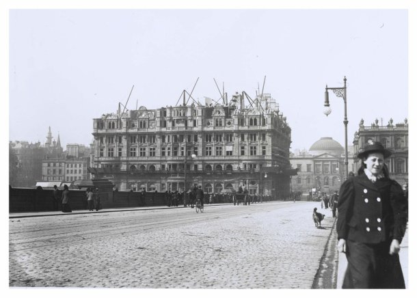 North bridge, North British Hotel(Balmoral) 1901