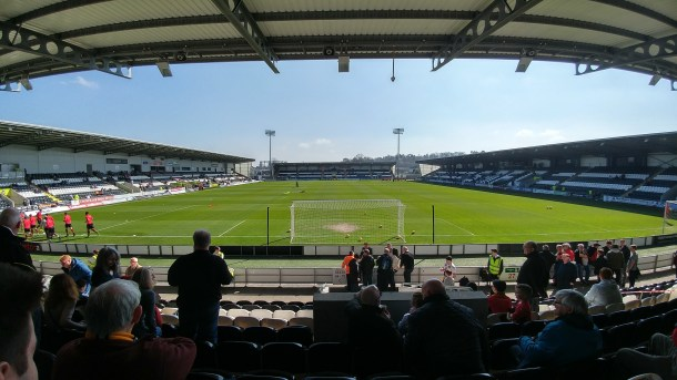 St mirren stadium