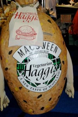 veg haggis