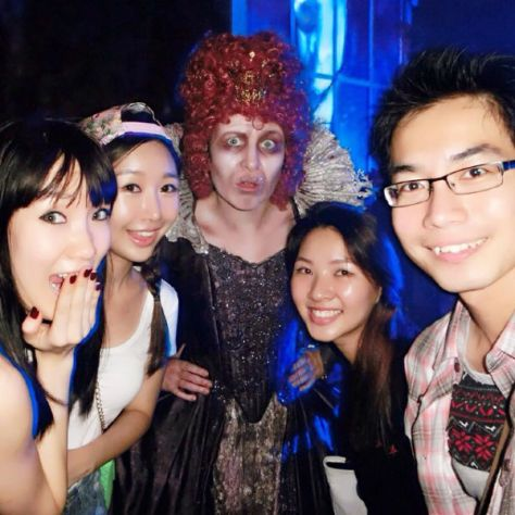 USS Halloween Horror Night #HHN4 Blog Review 008