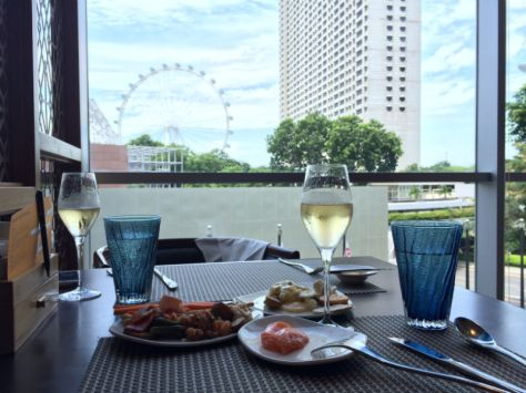 Pan Pacific Sunday Champagne Brunch Review 021