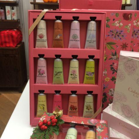 Crabtree & Evelyn Christmas Seasonal Spectacular 2014 Blog Review 009