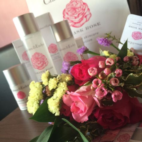 Crabtree & Evelyn Singapore Damask  Rose Skincare Collection Media Launch Blogger Review 018