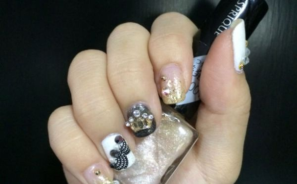 Glamour Nails with ManicureMermaidSg
