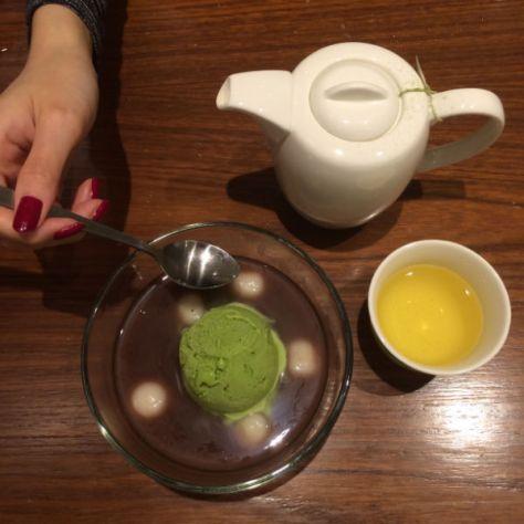 Plaza Singapura Pamper Session Le Blanc By Mashu Salon Review Nanas Green Tea Lunch Review 037