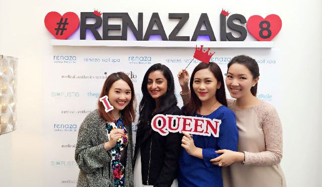Renaza's 8th Anniversary Party