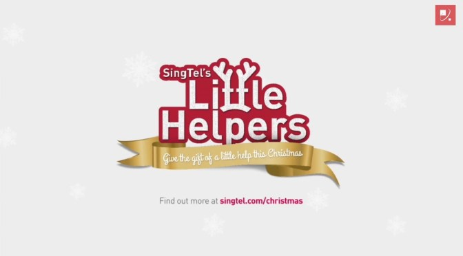 Spread the love this festive season with Singtel
