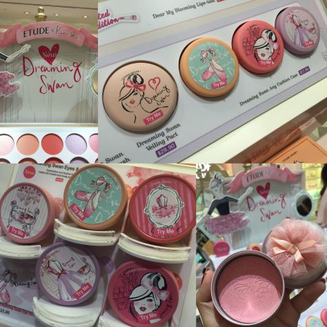 Enabalista Etudehouse Dreaming Swan Limited Edition Collection 001