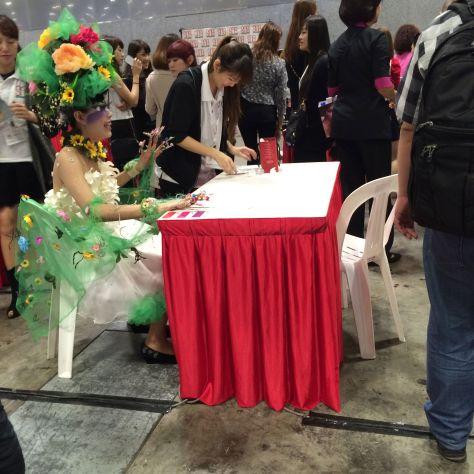 Beauty Asia Trade Show Enabalista Blog 014