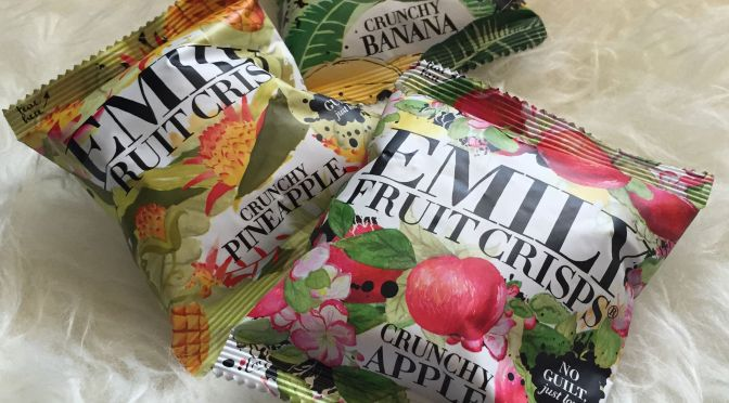 Fall in love with Emily Fruit Crisps