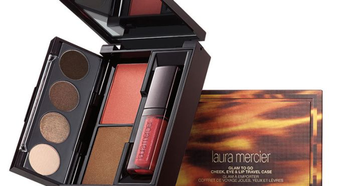 Holiday Glam with Laura Mercier