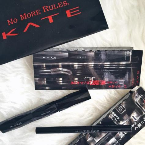Kate Tokyo Long Lash Mascara Digital Eyeliner Blogger Review Ena Teo Enabalista_0000