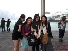 Snap of my cute classmates~