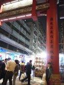 A touristy shot at HK famed Temple Street
