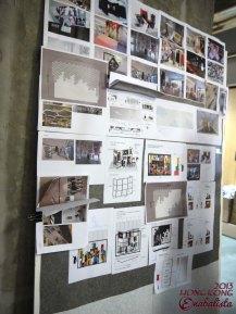 Working / Process board