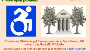 Jobs : Non-voice BPO Job in top MNC Company
