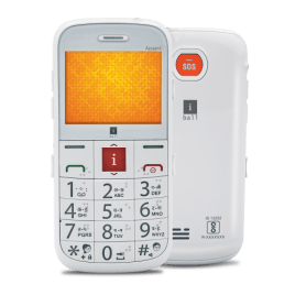 iBall Aasaan 4 with 2.31-inch display, Braille, Talking Keyboard launched in India