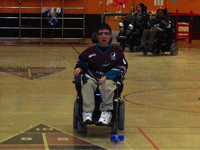 PowerHockey Player Feature: Nolan Lee