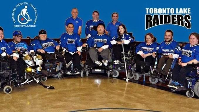Toronto Lake Raiders