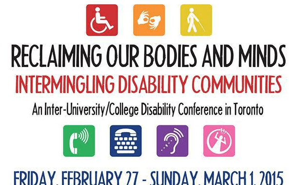 Inter-University / College Disability Conference