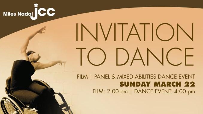 Invitation To Dance Film Screening Panel Dance Event