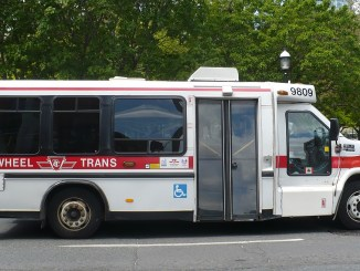TTC Wheel-Trans Bus