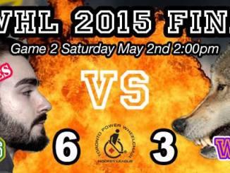 TPWHL Saints vs Wolves