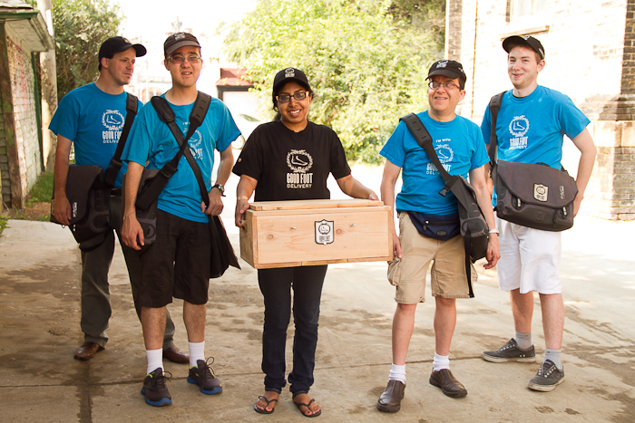 GoodFoot Delivery: Empowering Individuals One Step at a Time