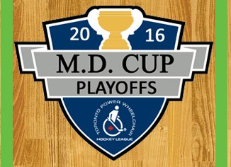 TPWHL M.D. Cup Playoffs
