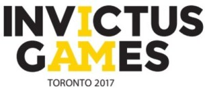 Logo for Invictus Games Toronto 2017
