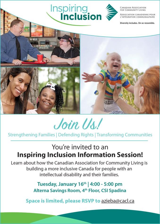Inspiring Inclusion Invitation