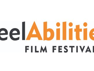 Logo for ReelAbilities Film Festival
