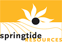 Logo for Springtide Resources