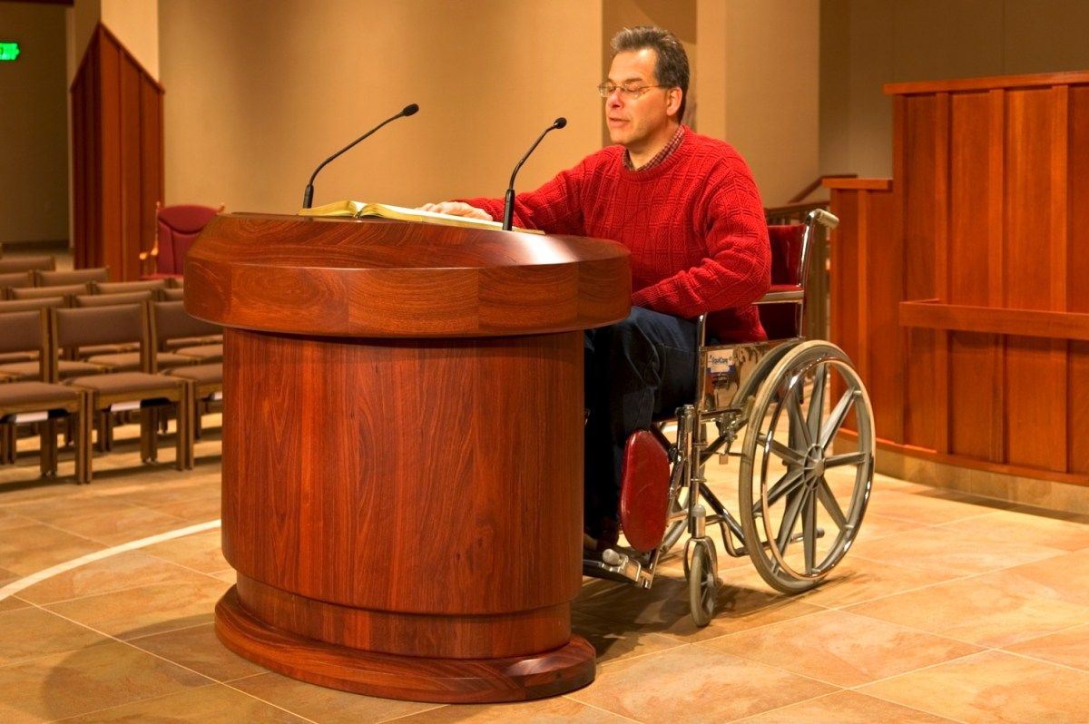 Our Doors Are Open: Welcoming People with Disabilities at Places of Worship