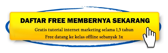 daftar free member sb1m Kursus Privat Internet Marketing di Depok