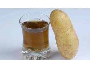 χυμός πατάτας