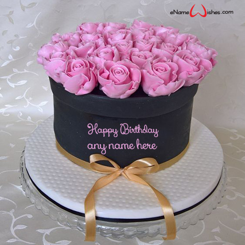 Cute Birthday Cake Images Download With Name Enamewishes