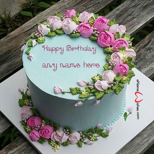 Pretty Birthday Cake Images Hd With Name Enamewishes