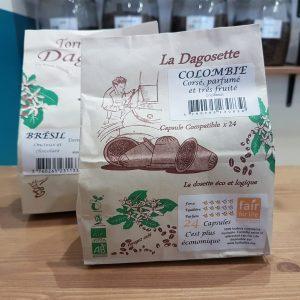 Dagosettes bio - en aparthé Lyon - Boutique en ligne