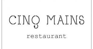 Restaurant Cinq mains - partenaire en aparthé