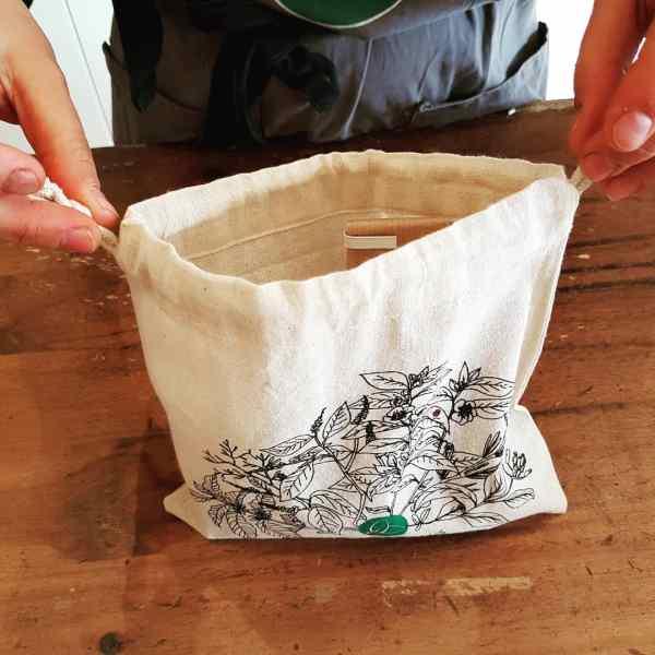 Pochette cadeau - sac à vrac - en aparthé Lyon - Boutique en ligne