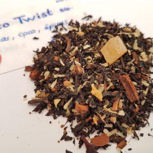 thé noir COco Twist BIO - en aparthé Lyon - Boutique en ligne