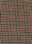 English style pattern wool